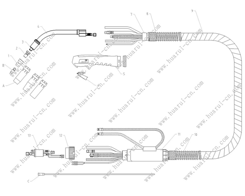501D示意图-Model