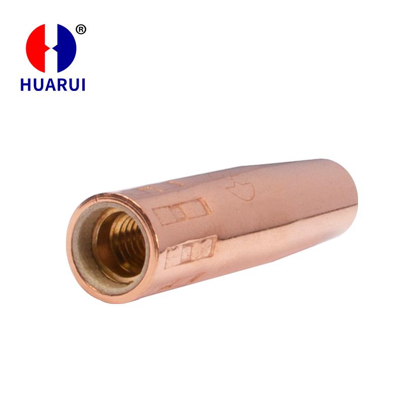 二氧化碳气保焊枪配件 KR180A喷嘴 松下200A保护套 焊嘴